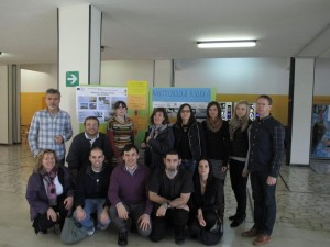 Teachers of the project
